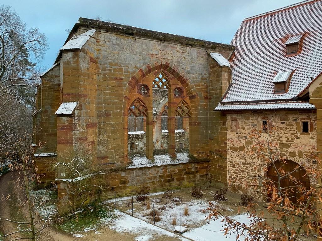 Klosterruine Gnadenberg