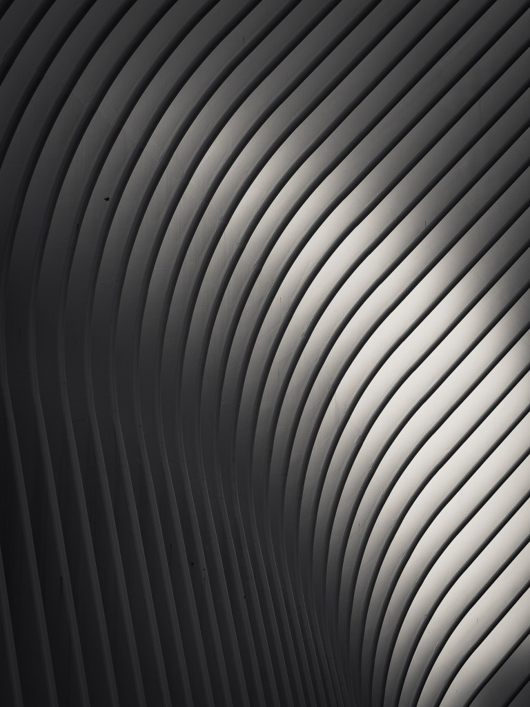 NYC Oculus Architectural Detail