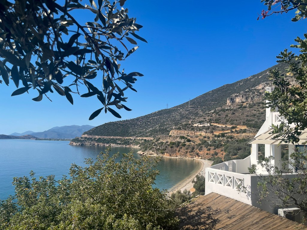 Muses Seaside Villas, Astros, Greece